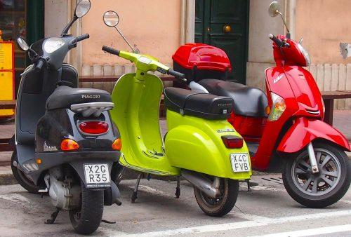 Scooter 125 assurance